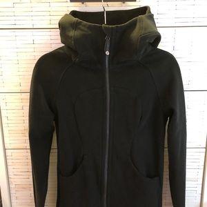 Lululemon Classic Cotton Fleece jacket